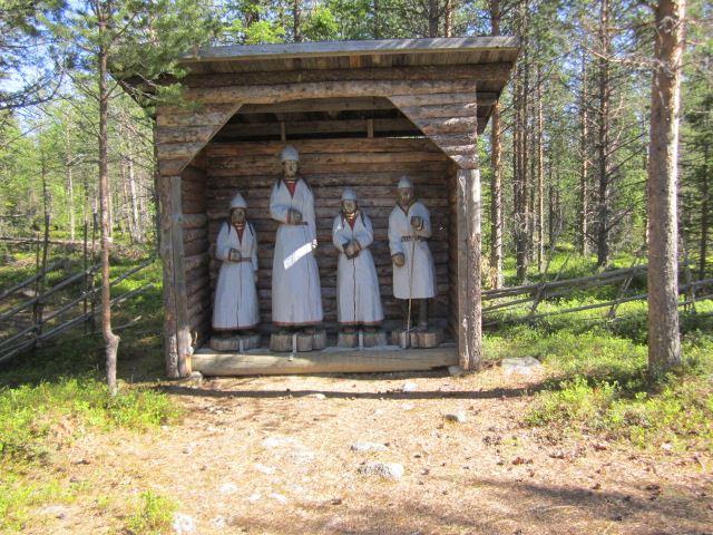 Friluftsgudstjänst Storstinas Viste - Malå församling