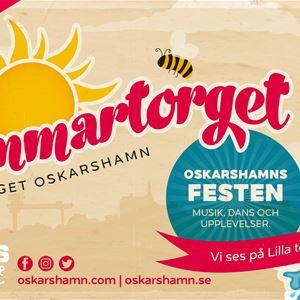 Sommartorget - Oskarshamnsfesten