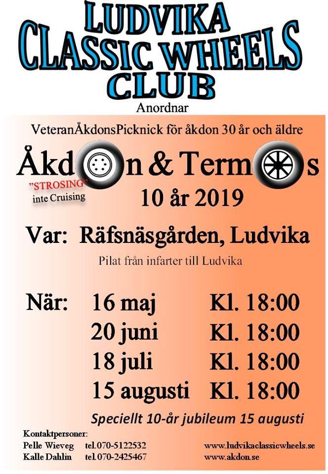 Åkdon & Termos