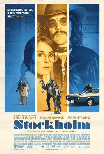 Sommarkvällsbio: Stockholm