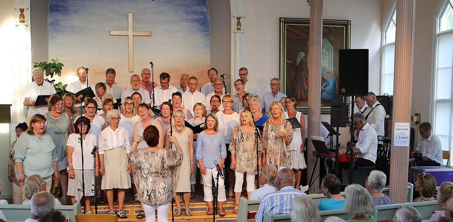 Vår och gospelkonsert