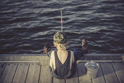 © Pixabay, Fiske för barn, Mörtsjön