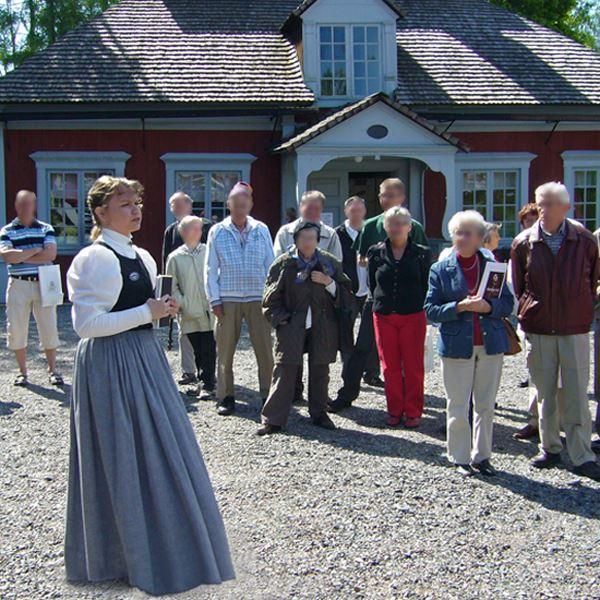 Guidad vandring på Malingsbo Herrgård