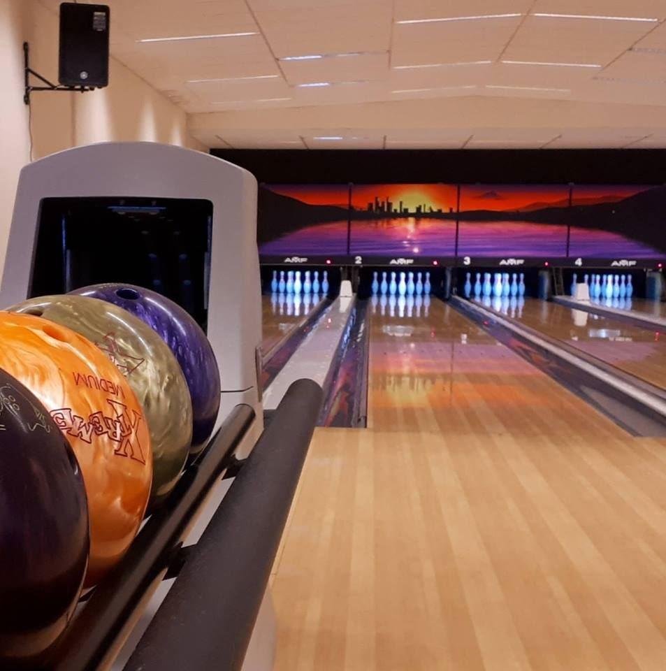 Prova på Bowling