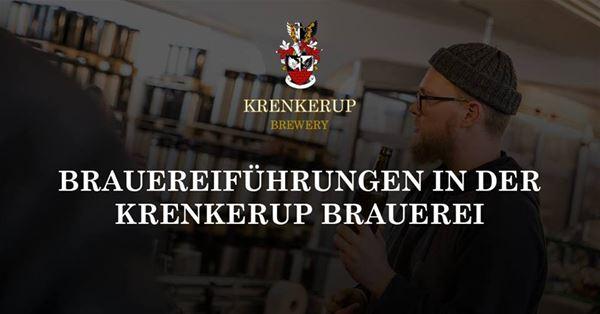 Brauereiführungen auf Deutsch in der Krenkerup Brauerei