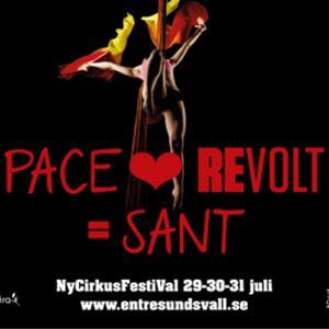 Pace <3 Revolt = Sant
