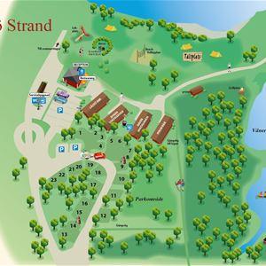 Läckö Strand Camping