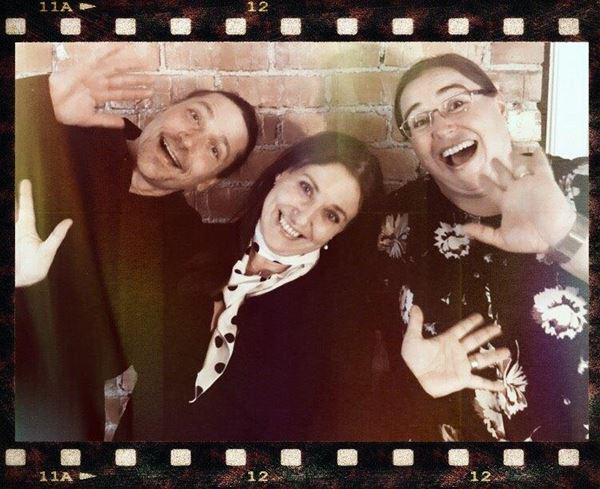 Trio Treva - Vårt liv - en film?