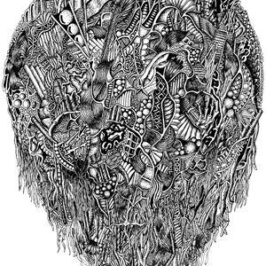 Utställning: Doodle-art av Elias Bildström