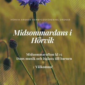 Midsummer in Hörvik