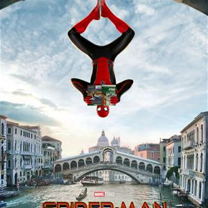 Gratis sommarbio: Spiderman - Far From Home