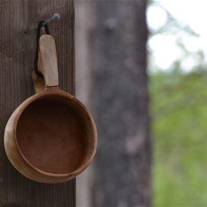 Läger i Lögdö Vildmark med Matfors fritidsgård