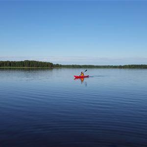 Jack Hicks,  © Multiadventures Sweden, Paddla med Multiadventures