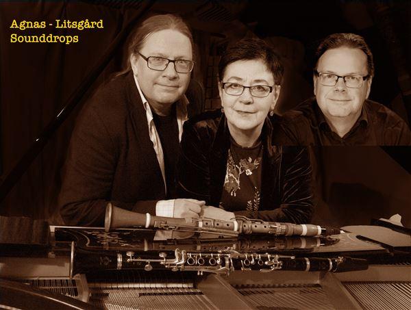 Sounddrops med Agnas - Litsgård