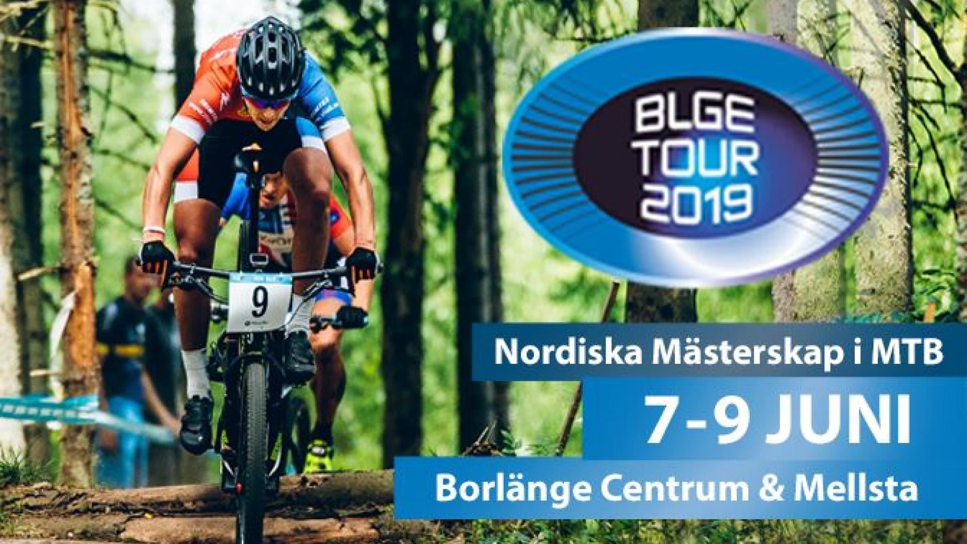 Borlänge Tour - Crosscountry E3