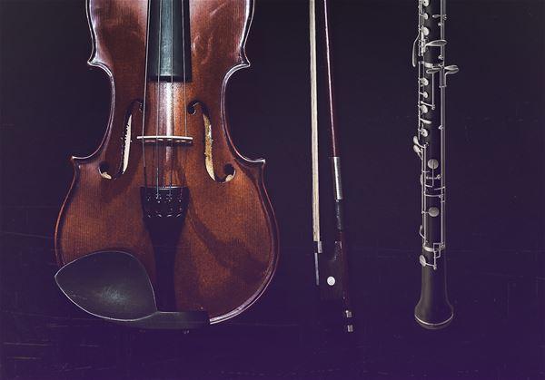 Stråkar & Oboe