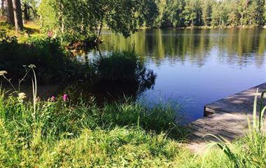 Bo idyllskt i det natursköna Gammelstilla