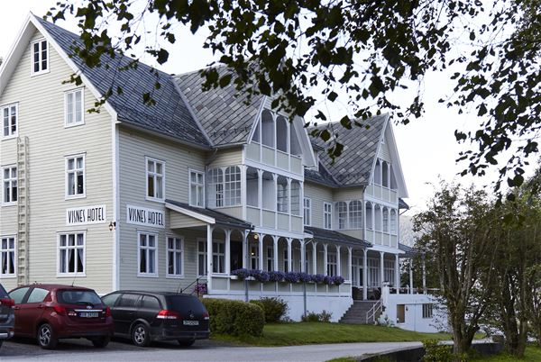 Visnes Hotell