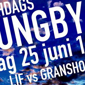 Ljungby IF - Gransholms IF