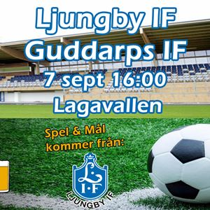 Ljungby IF - Guddarps IF