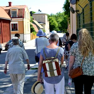 Guided tours - Stadsvandringar Karlskrona (city walks)