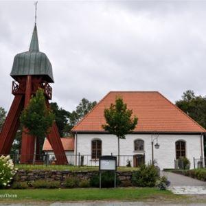 Die Sommerkirche in Tannåker