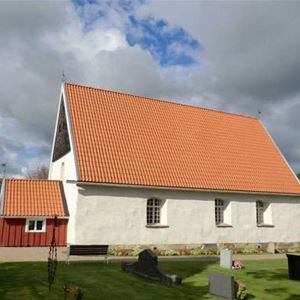 Sommermusik in  Vittaryds Kirche