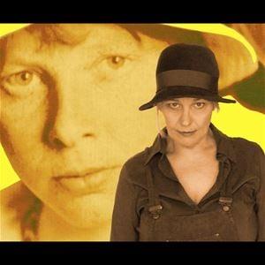 En musikalisk teaterföreställning om Ester Blenda Nordström