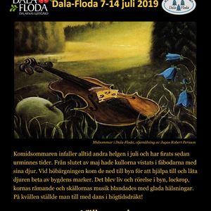 Konsert med Dragspelaren Bengan Jansson