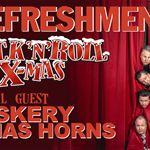 Rock'n Roll X-Mas - The Refreshments & Baskery