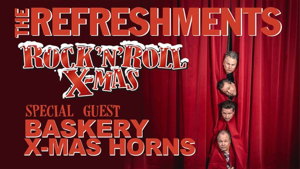 The Refreshments & Baskery - Rock'n Roll X-Mas