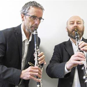 Musik i sommarkväll - Duo Clarino