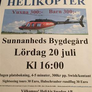 Rundflyg Helikopter