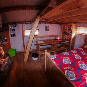 © VERTIGE DE L'ADOUR, HPCH110 - La cabane au pied du Pic du Midi – 2 personnes