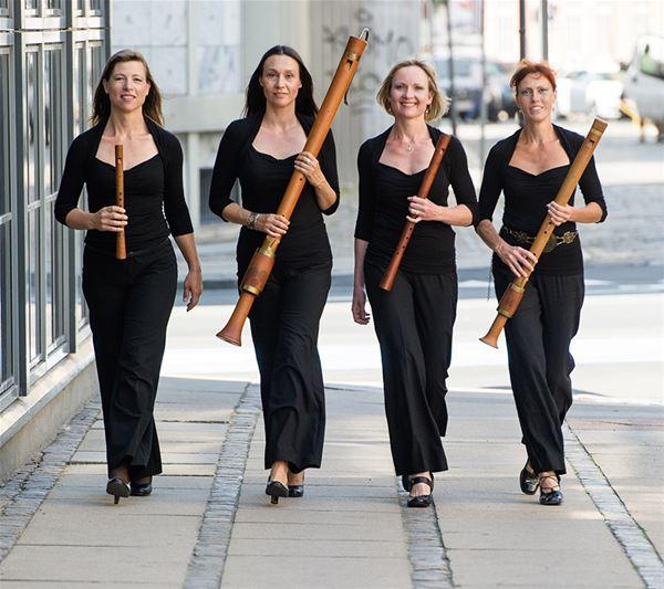 Sirena, blockflöjtskvartett