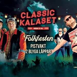 Classic Kalaset - Folkfesten