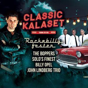Classic Kalaset - Rockabillyfesten