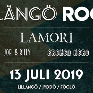 Lillängö Rock 2019