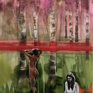 Utställning - I need to paint