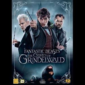 Fantastiska vidunder - Grindelwalds brott