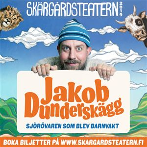 Skärgårdsteatern: Jakob Dunderskägg