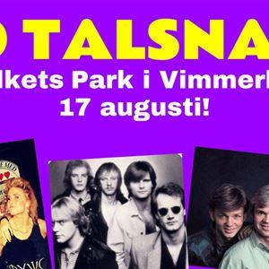 80-tals natt i Vimmerby