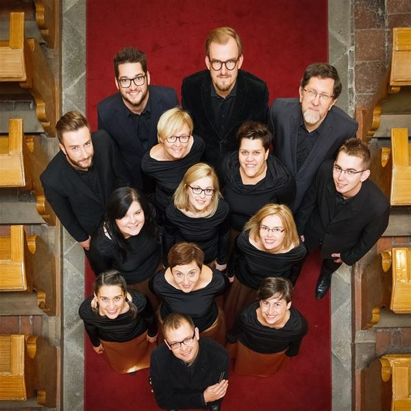 Konsert med kammarkör- en del av Musik vid Dellen
