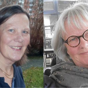 30/6 - 13/7 Agneta Persson & Marianne Bergesen