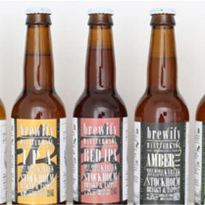 31/7 Ölprovning med Brewify