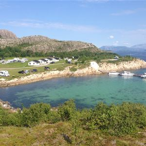Per Kåre Hatten, Torghatten camping & beach restaurant (Cabins and appartments).