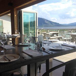 Elfi Leinan, Torghatten camping & beach restaurant (Cabins and appartments).