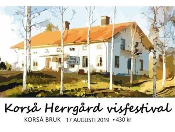 Korså Visfestival 2019