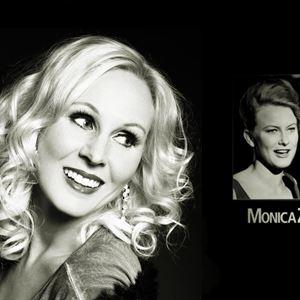 Monica Z och jag