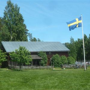 Delsbo Forngård: Gammeldags mat